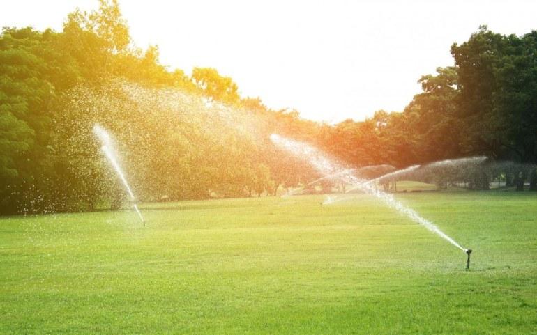 Lawn Sprinklers Huffman Texas